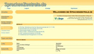 SprachenZentrale.de
